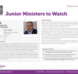 Junior Ministers to Watch v.5-03