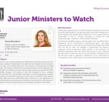 Junior Ministers to Watch v.5-04