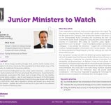 Junior Ministers to Watch v.5-07