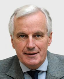 Michel Barnier: European Commission Chief Brexit Negotiator