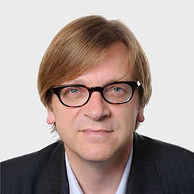 Guy Verhofstadt MEP: European Parliament Chief Brexit Negotiator