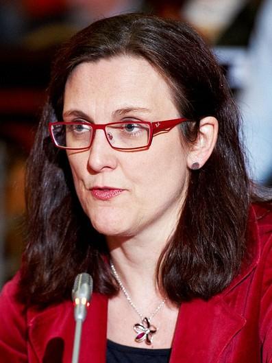 Cecilia Malmström: European Commissioner for Trade
