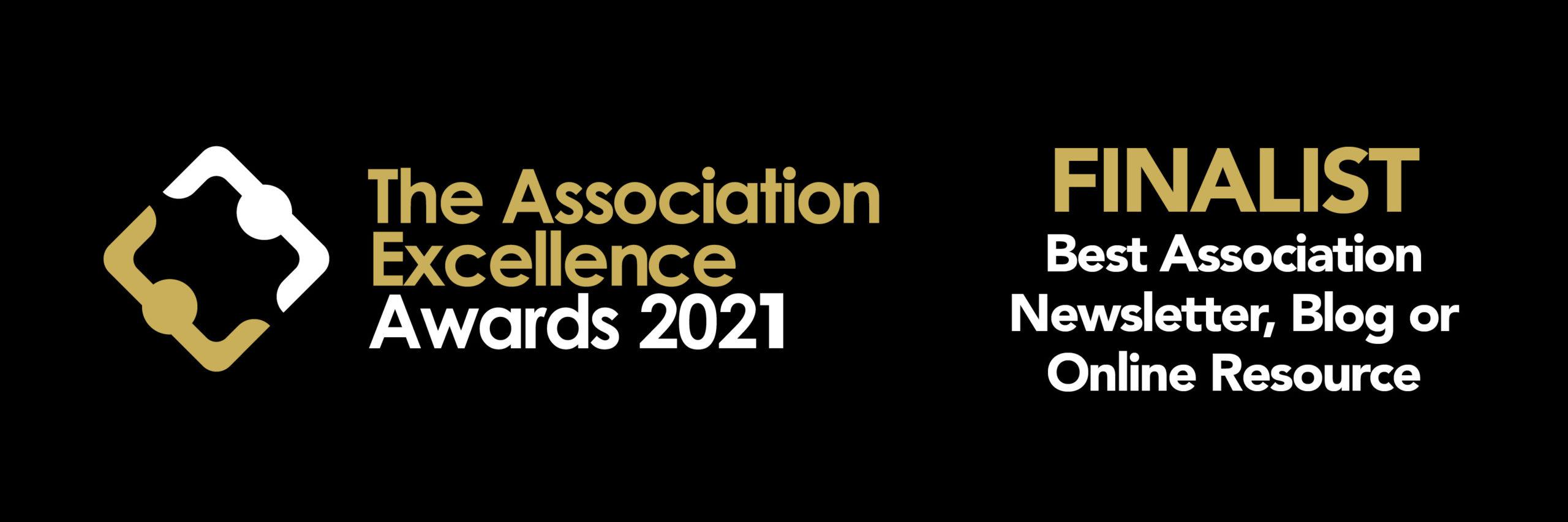 AE awards best newsletter