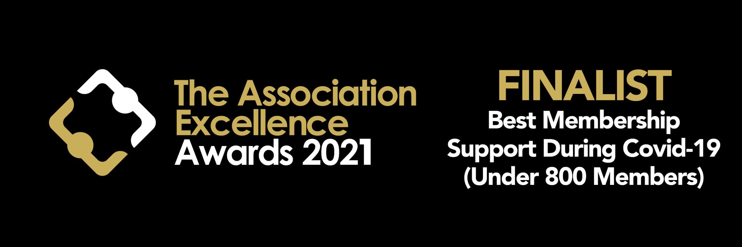 AE award best member support
